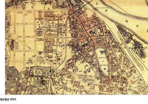 011.Bản đồ thành Hà Nội sau khi bị phá hủy(2)