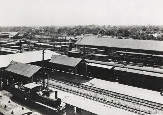 Ga Hà Nội 1921-1935
