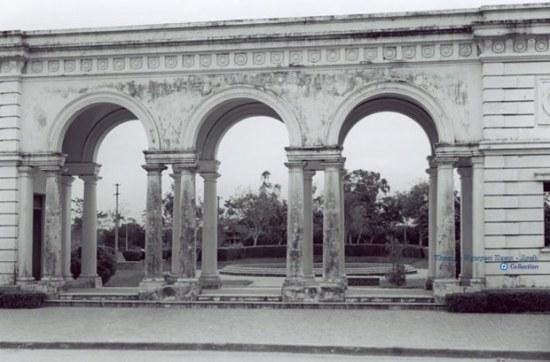 Quảng trường Ba Đình, Hà Nội, những năm 1930/40.