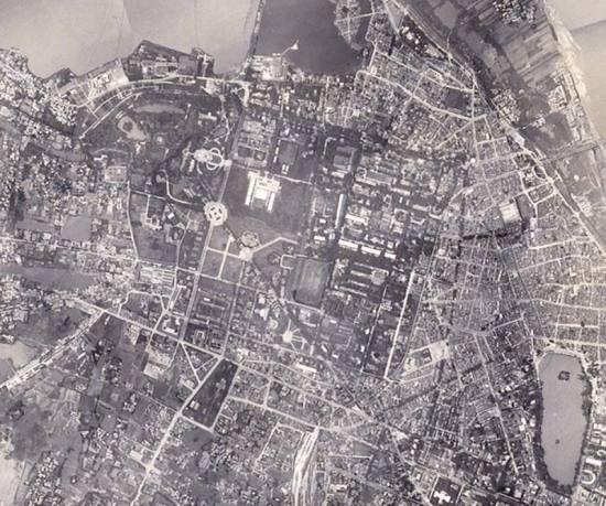 04.Ảnh chụp từ máy bay năm 1930
