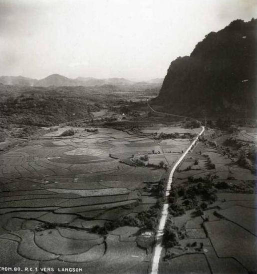 Lạng Sơn, 1950.