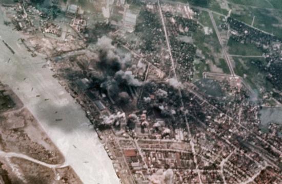 Bombing of Haiphong Harbor