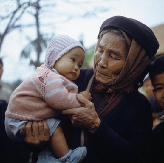 Khâm Thiên, Hà Nội, 1973. Ảnh: Werner Schulze