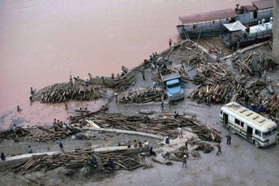 Sông Đà, Hòa Bình 1991.