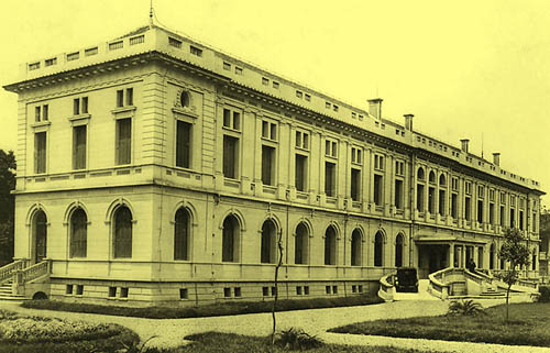 Bệnh viện K (tiền thân là Viện Radium Đông Dương)