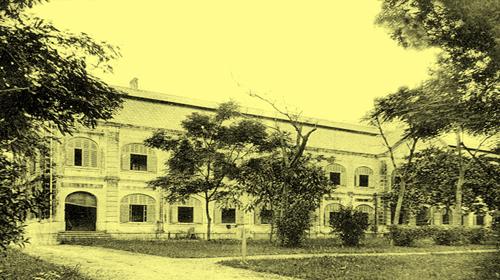 Bệnh viện Lanessan ((nhà thương Đồn Thủy)
