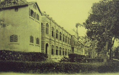Bệnh viện Lanessan ( Nhà thương Đồn Thuỷ ) 02