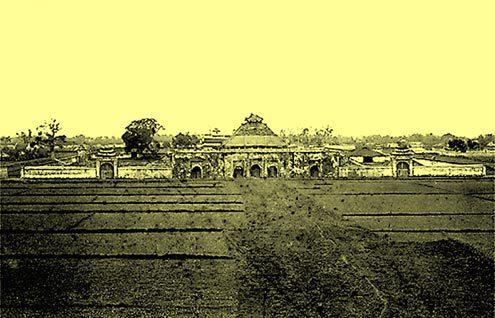 Đoan Môn - Phía Nam Hoàng Thành-14