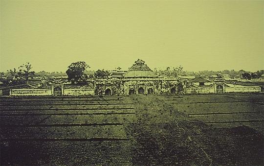 Đoan Môn - Phía Nam Hoàng Thành