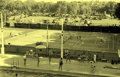 Câu lạc bộ (Le Cercle Sportif de Hanoi)