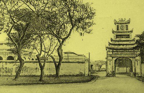 Cổng vào Hoàng Thành phía Tây 1