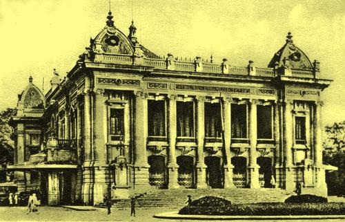 Nhà hát lớn Hà Nội(2)