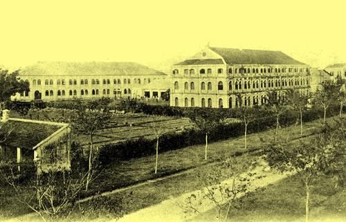 Trường công giáo