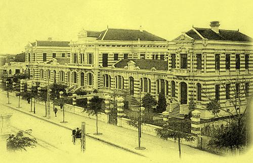 Trường nữ sinh Đồng Khánh(1)