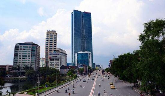 2 công trình tiêu biểu của 2 giai đoạn thu hút vốn đầu tư nước ngoài KS Daewoo và TTTM Lotte.