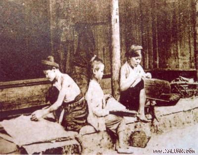 Từ xưa, nông nhà rất thích hợp với những nghề phụ