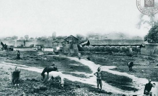 001.Thành Thăng Long (thành xây bằng đất nện)