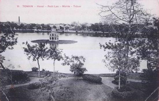 001a.Hồ Hoàn Kiếm