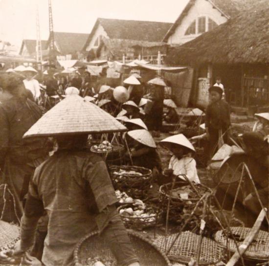 003.Chợ ven đô Hà Nội.