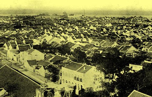 003.Hà Nội 36 phố phường (cuối thế kỷ 19)