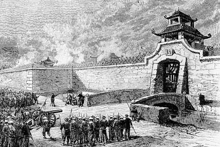 003.Quân Pháp đánh thành Hà Nội