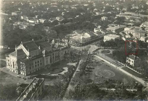 003a.Khu vực Nhà hát lớn Hà Nội (được xây dựng từ năm 1901 – 1911)