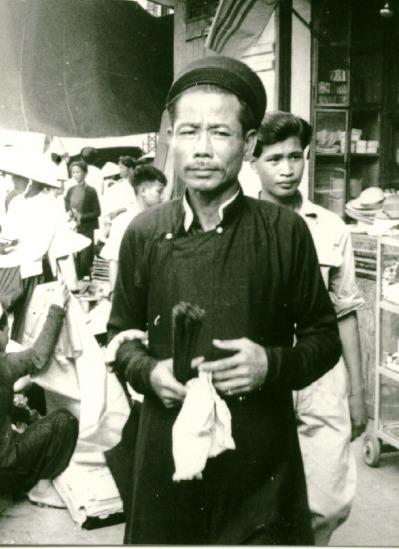 005.Cảnh đường phố Hà Nội.