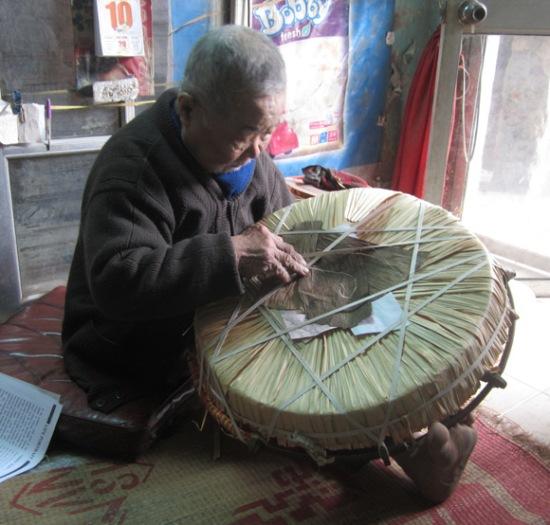 Một nghệ nhân làng Chuông
