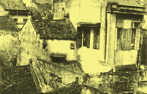 009.Nhà cổ, phố cổ thời Pháp thuộc