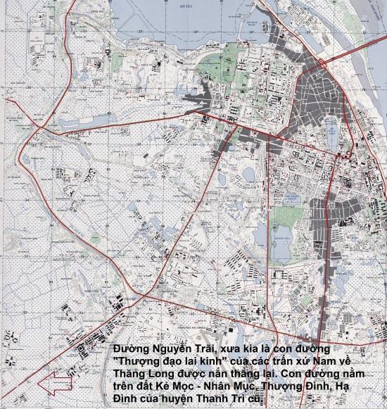 011-HANOI MAP, 1968 - Scale 1-12,500 A - Copy
