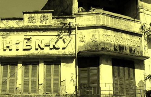 Nhà cổ, phố cổ thời Pháp thuộc