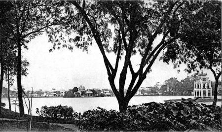 015.Tháp Rùa-Hồ Gươm