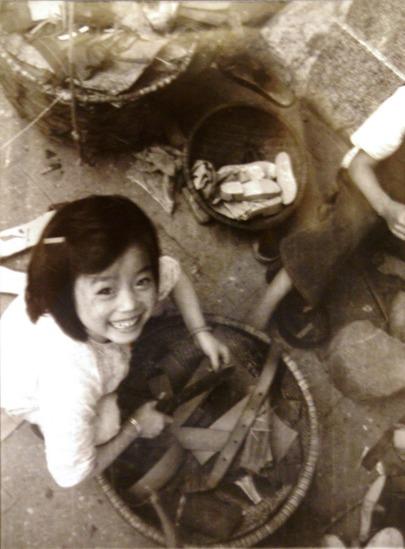 018.Nụ cười trẻ thơ.