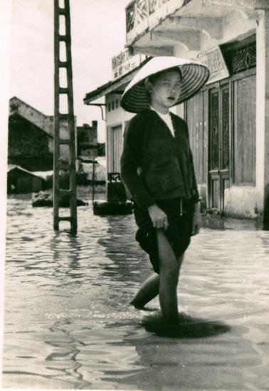 022.Hà Nội sau một trận mưa.