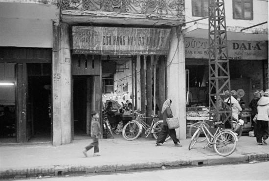 029-HANOI 1979-Phố Hàng Ngang 2