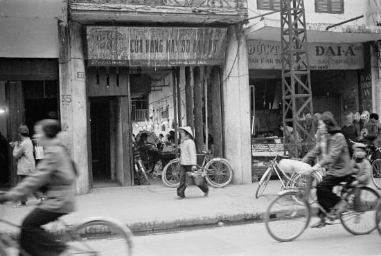 029-HANOI 1979-Phố Hàng Ngang