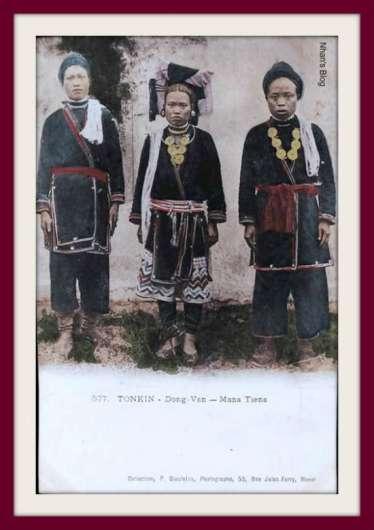 033.Người Mán Đồng Văn