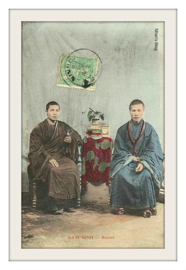 038.Sư sãi Nam Định