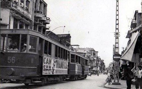 039.Phố Hàng Đường (rue du Sucre) những năm cuối 40 đầu 50