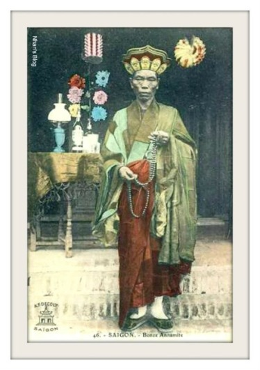 047.Nhà sư Sài Gòn