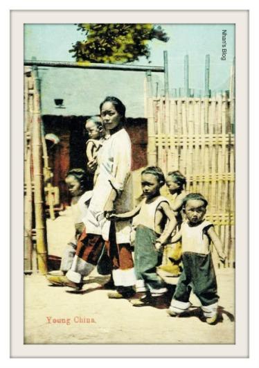 054.Trẻ em người Hoa