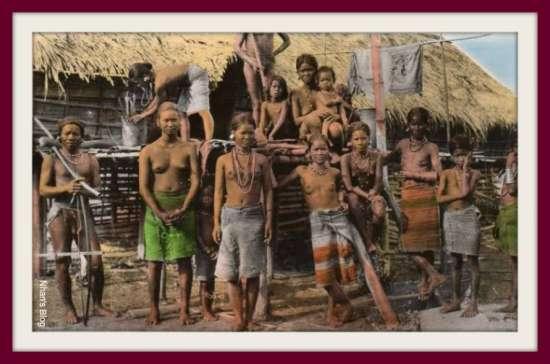 056.Buôn làng người Thượng