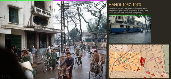 Góc Phố Hàng Bông-Điện Biên Phủ cùng với khu vực Cửa Nam là giao thoa hình thái đô thị giữa khu phố cổ, khu phố cũ, khu phố vườn, …