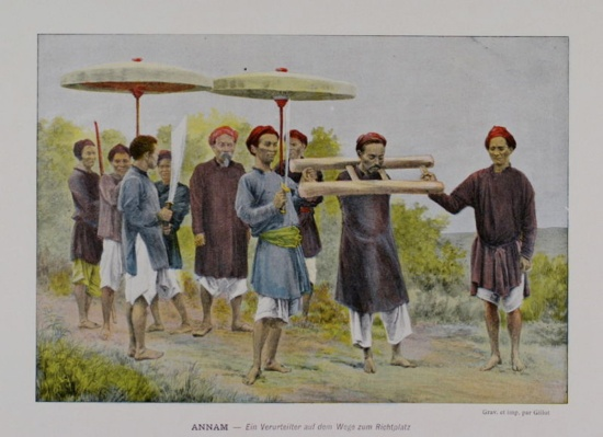 1898 ANNAM execution