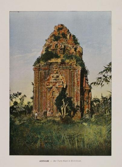 1898 ANNAM Kiam tower MUI NE Binh Thuan