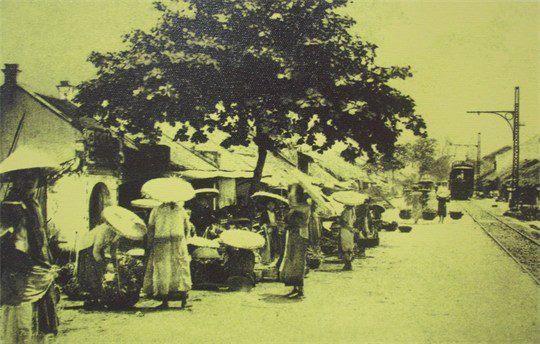 Chợ Cầu Giấy