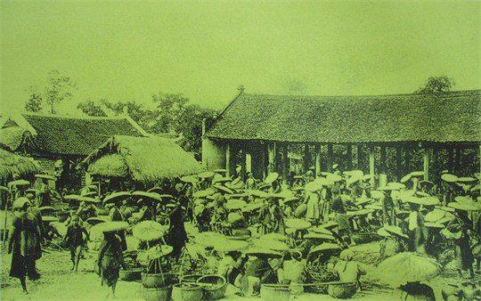 Chợ quê