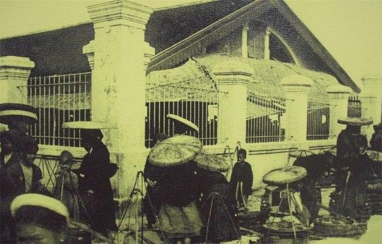 Chợ Cửa Nam
