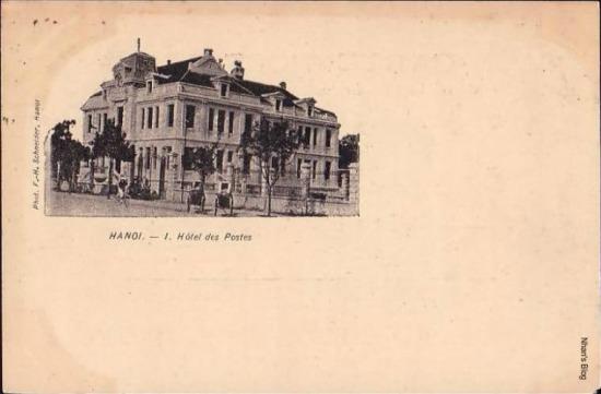 Năm 1888 người Pháp phá hủy chùa Báo Ân để xây nhà bưu điện