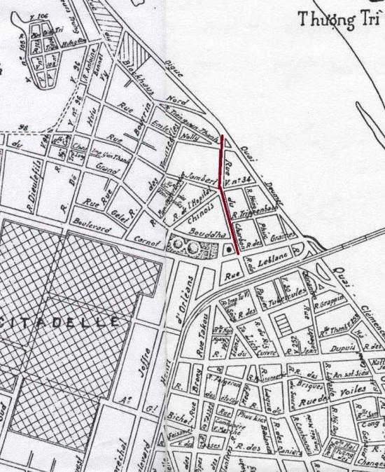 @BẢN ĐỒ HÀ NỘI - 1936 Hanoi Map